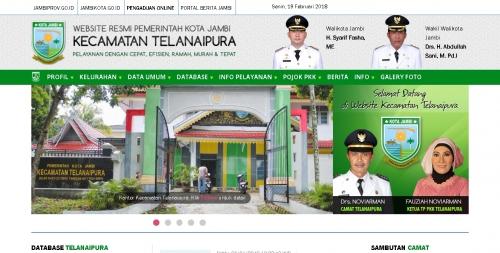 Official Kecamatan Telanapura (Kectelanaipura.jambiktoa.go.id)